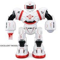JJRC R3 روبوت التحكم عن بعد، ذكي اللمس لفتة الإيماءات، الغناء والرقص، مرافقة لعبة، هدايا عيد الميلاد عيد الميلاد