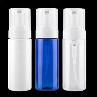 100 мл 150 мл пластиковый пенопласт насос бутылки насоса Контейнеры Пустые мусс мыльные пены дозатор с подходящим пенообразующим дозатор бутылки 0098pack