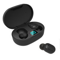 E6S Air Gen 3 Tws Bluetooth-Kopfhörer Bluetooth-Ohrhörer für Xiaomi Air Pods Wireless Bluetooth-Kopfhörer V5.0 LED-Anzeige Geräuschpolsterung