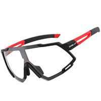 Photochromic Lens Cycling Glasses Men Women Road Bike Eyewear Bicycle MTB Racing Goggle Outdoor Sports Running Sunglasses Uv400