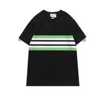 2020 새로운 남성 여성 디자이너 티셔츠 패션 남자 s 캐주얼 티셔츠 남자 의류 스트리트 디자이너 반바지 소매 2021 의류 Tshirts 20ss