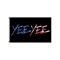 YEE YEE американский флаг Двойной прошитой Флаг 3x5 FT Banner 90x150cm партия подарков 100D Printed Горячий продавать!