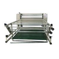 80x100 الحرارة نقل الحرارة آلة الصحافة نقل آلة الطباعة للزجاجة