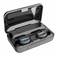 Newst 2020 Popolare Auricolare wireless di alta qualità Bluetooth Bluetooth Bluetooth Bluetooth LED Display Auricolare Touch con microfono