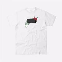Yeni Tasarımcılar T Shirt Erkek Mektup T-Shirt, Yüksek Kaliteli Yaz Rahat Gevşek Pamuk KITH Üst Moda T-shirt