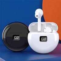 TWS Bluetooth drahtloser Bluetooth-Kopfhörer Echter Bass Stereo mit Mikrofon Freihändige AI Regler-Kopfhörer mit MIC TW13