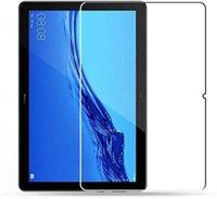 Para Huawei MediaPad T5 10 10.1 pulgadas AGS2-W09 / L09 / L03 / W19- 9H Protector de cine de pantalla de cristal templado de tabletas de primera calidad.