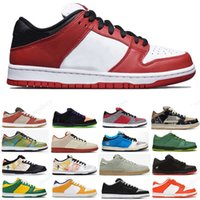2020 hommes femmes Basil Brésil Chunky Dunky Shoes de course Viotech Shadow Raygun Freddy Krueger Paris Chicago Night of Mischief Sneakers