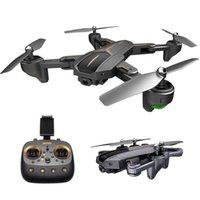 DRONOS VISUO XS812 GPS 5G WIFI FPV 2MP / 5MP HD 카메라 15 분 비행 타임 Foldable RC Drone Quadcopter RTF 키즈 출생 선물