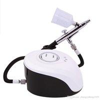Portable SPA massage Pulvérisateur machine à vapeur Nano visage compteur oxygène eau nébuliseur Équipement Visage Beauté Soin du visage