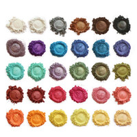 10g Doğal Mika Toz Pigmentler Glitter Güvenli DIY Sanat Dekoratif Dolum Kapağı Reçine Çivi