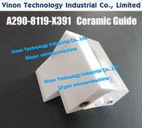 A290-8119-X391 EDM دليل السيراميك لمعرف Fanuc، IE، CIA، C400IA، C600IA Series Machines. Fanuc EDM ارتداء أجزاء A2908119X391، A290.8119.x391