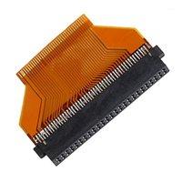 """Bilgisayar Kabloları Konnektörler Sabit Sürücü Adaptörü Fişi 40 Pin ZIF-50 CF Dönüştürücü HDD 1.8 """"40pin SSD 50pin Adaptörü1"""
