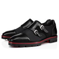 Düğün, elbise, Parti Lüks Kırmızı Alt Mortisky Derby Erkek Oxford Flats Yürüyüş Lug Sole Moccasin Ayakkabı için Başarılı Gentleman loafer'lar