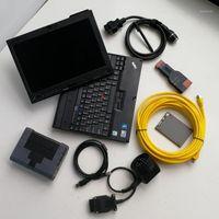 ICOM A2 B C com Software V09 / 2020 ISTA-D 4.24 INPA Etk em L-ENEVO Laptop X200T 4G para ferramentas de diagnóstico automático1
