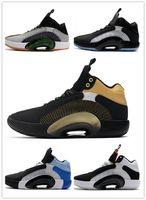 2020 hommes 35 xxxv 2.0 chaussures de basket-ball Centre de gravité Culture WIP et une chaussure fonctionnelle Chicago 35 Yakuda Wholesale Discount pas cher en ligne