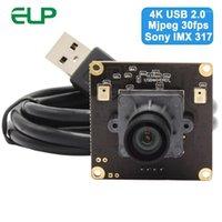 كاميرات عالية الدقة 4K وحدة الكاميرا 3840X2160 سوني IMX317 MJPEG 30FPS ميني USB كاميرا ويب فيديو للوثائق Scaning1