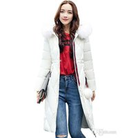 2020 fashion luxury Big fur winter coat thickened parka wome...