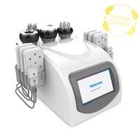 الموجات فوق الصوتية فراغ شفط الليزر آلة وزن الجسم التخسيس التجويف RF الوزن تخفيض الوزن llltlaser مكافحة الشيخوخة المعدات اللمفاوية المعدات