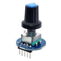 1 PCS Digital Control Module Drehgeber-Modul Drehpotentiometer mit Knob Cap