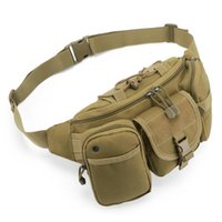 Barbarians Tactical Gürteltasche MOLLE Hüfttasche Cross Body-Riemen-Beutel mit Tactical Pouch