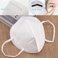 Lavable KN95 masque anti-poussière anti-poussière anti-poussière PM2.5 Masque de protection KN 95 Masques de visage de haute qualité DHL expédition