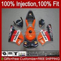 Injection pour Honda NSR250R MC28 PGM4 94 95 96 97 98 99 102HC.22 NSR 250 R 250R NSR250 R REPSOL BLEU 1994 1994 1996 1997 1998 1998 Carénage