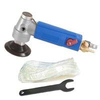 Pnömatik Aletler 3-inç / 4 inç Su Enjeksiyon Değirmeni, Mermer ve Parlatma Makinesi