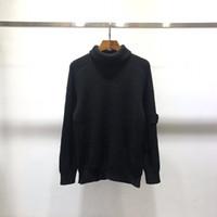 2021 Fashion New Lana di alta qualità Mock Dream TurteNeck Pullover Maglia Turtelneck Maglione 0121