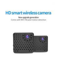 مصغرة كاميرات W18 كاميرا عمل فائقة HD 4K / 1080P / 720P WiFi تسجيل الفيديو الرياضة كام AI كشف الإنسان الكاميرا اللاسلكية 1