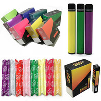Newest 80+ Colors Puff Bar Plus 800puffs disposable E- cigare...