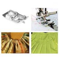 Costura Notions Tools Stitching Presser Pé 1 pc Máquina doméstica para acessórios de junção de borda1