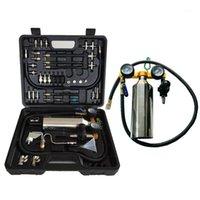 Универсальный автоматический уход двигателя Техническое обслуживание неразборки Топливный Система очистки для бензоналиной инжекторных инструментов для бензина CART1
