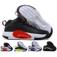 Jumpman 2021 män basket skor sneakers pf druva blå void universitet röd omlopp navy des chaussures man zapatos skateboard utomhus tenis tränare