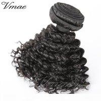 VMAE 3A 100% Brasileño Virgen Sin procesar New Llegada Cabello Burmese Hair Thraft Pieza Pieza Extensiones Pelo Natrural