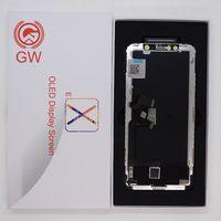 GW OLED Display per iPhone x Schermo LCD Pannelli Digitizer Completa Assembly Parti di riparazione sostituzione
