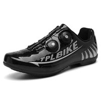 Bisiklet Ayakkabı Ayakkabıları Sapatilha Ciclismo MTB Erkekler Sneakers Kadın Dağ Bisikleti Kendinden Kilitleme Bisiklet Nefes Spor