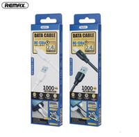 Remax Suji Pro RC138 2 4A Chargement rapide Typique Micro USB Data Sync Câble de synchronisation pour Samsung Huawei Android Black Boîte de détail Blanc Blanc Blanc