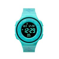 Fábrica de relojes deportivos Masculino Smart Junior High School Estudiantes Multifuncional Digital Reloj Electrónico Femenino Tendencia Impermeable Luminoso