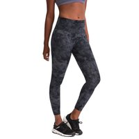 Yoga Pantalones de talle alto atractiva desnuda Ejecución de yoga de la aptitud para mujer Leggings entrenamiento cadera de elevación apretado elástico Ejercicio Leggins