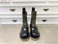 The latest leather Martin boots for Women in autumn and wint...