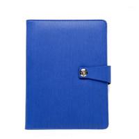 A5 Notebook Binder Binder Ring PU PILANDER PIANNO AGENDA AGENDA RING BINDER Diario Diario Notebook School Planners Office School Supplies1