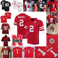 Nebraska CornHuskers Football Jersey NCAA College Irving Fryar Roger Craig Johnny Rodgers Spielman Davis Suh Amukamara Phillips Stoll Tanannor