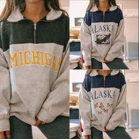 nkD L catwalk sweater fashion retro color designer jacquard sweater color green color white DR M S XL high