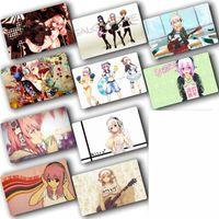 Supersonico Seksi Anime Kart Sticker Paketi DIY Su Geçirmez Kart Klasik Çocuklar Çıkartmalar Oyuncaklar Çocuklar için 40 adet LJ201019