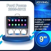 Joueur DVD de voiture Android Radio Navigation multimédia GPS pour la mise au point 2 3 2/3 2004 2005 2006 2007-2012 STEREO