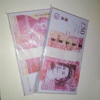 Jouets pour enfants joue des billets de banque de qualité Bills jouets 50 voitures argent P12 accessoires accessoires Barre Britannique meilleures pièces HCDXL QExwewe