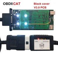أدوات التشخيص 2021.1 MultiDiag V3.0 Red Relay Obdiicat-TCS أسود TCS 2021.1 / 2021.r3 Keygen Bluetooth Scanner OBD2 مسح أداة 1