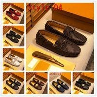 A1 Alta Qualidade Mens Designer Slides Sapatos Mens Vestido Casual Mocassins Sapatos Superstar Alta Qualidade Retros Designer de Luxo Design 38-45