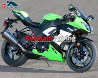 Motocycle Fairings Parts For Kawasaki Ninja ZX10R 08 09 10 ZX 10R Fairing Kit 2008 2009 2010 (Injection Molding)